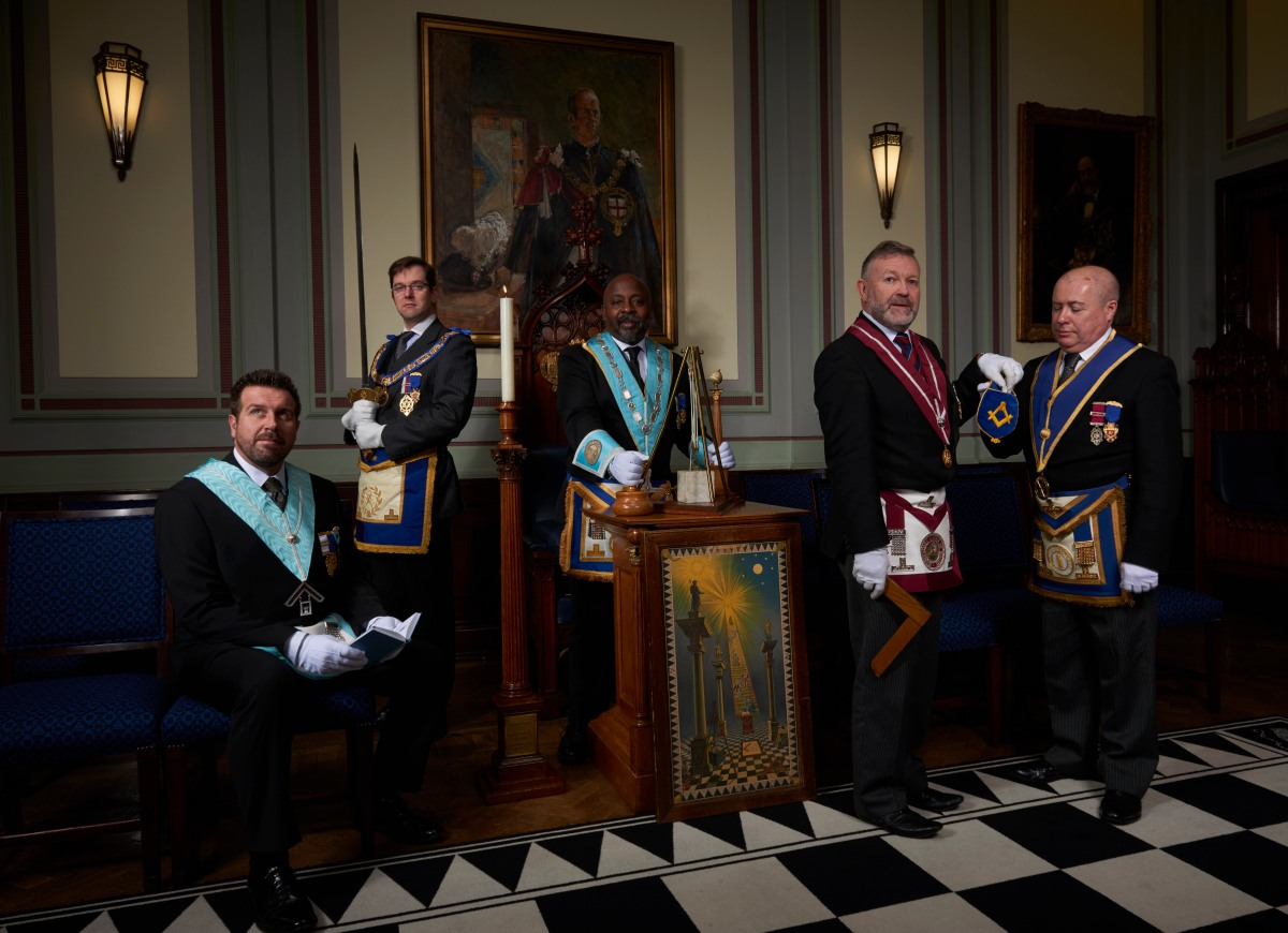 Meet the Freemasons in your community 11th and 12 November – Event Cancelled